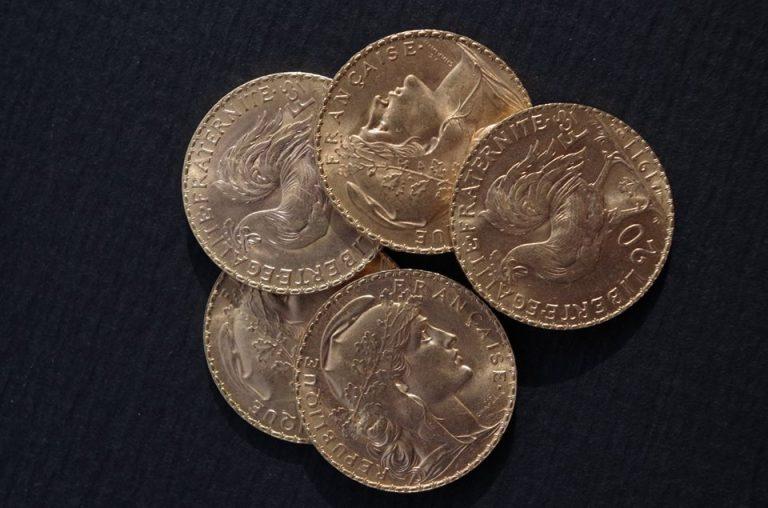 Read more about the article Protégé: 20 Francs Coq Marianne