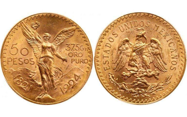Read more about the article L'emblématique pièce de 50 Pesos Mexique