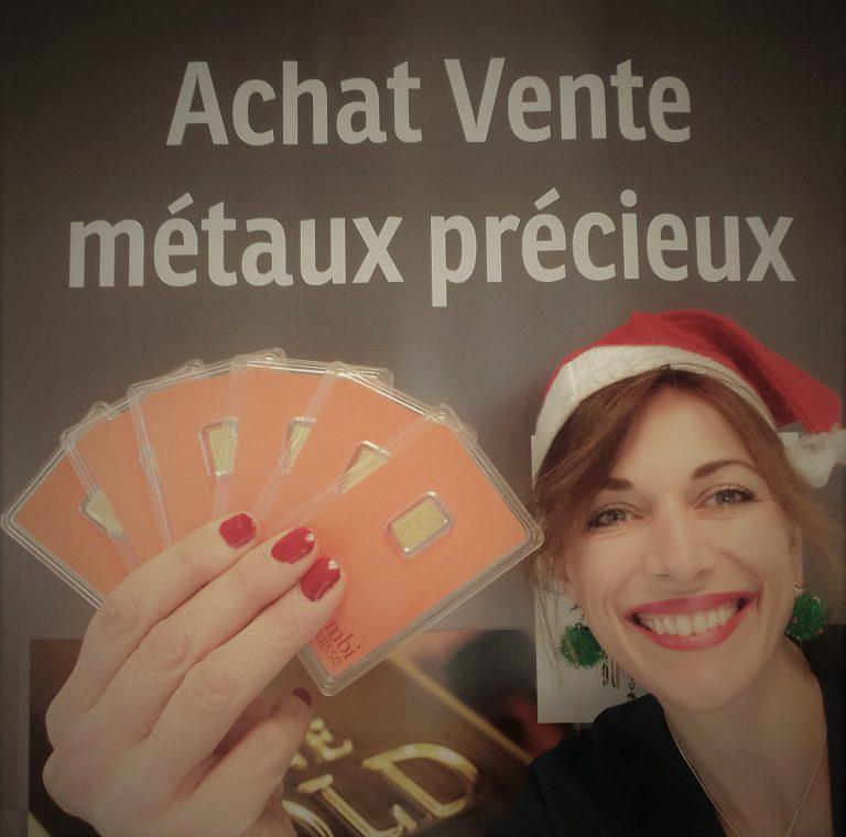 Read more about the article De l'OR pour Noël…