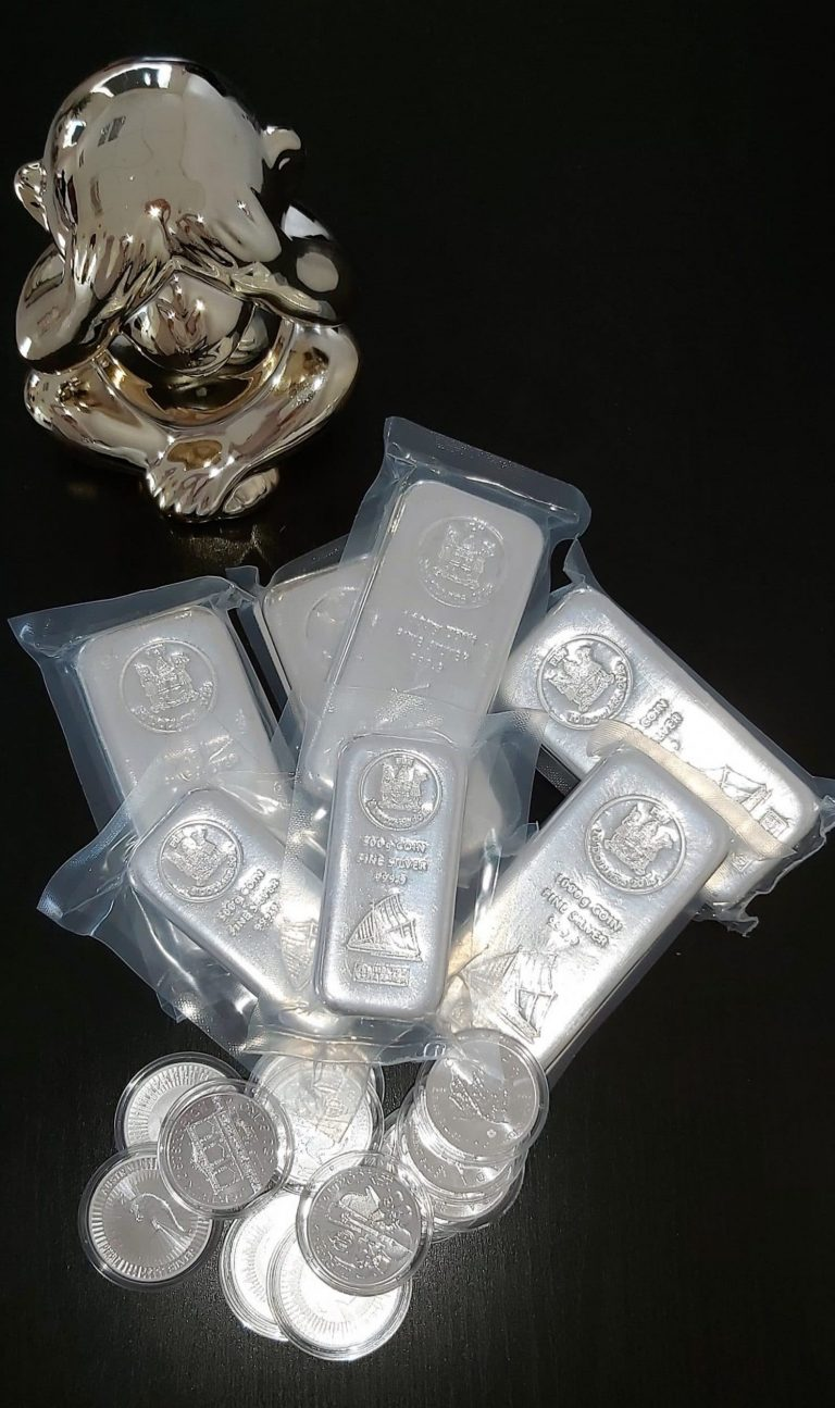 Read more about the article Investissez dans l'argent métal…maintenant!