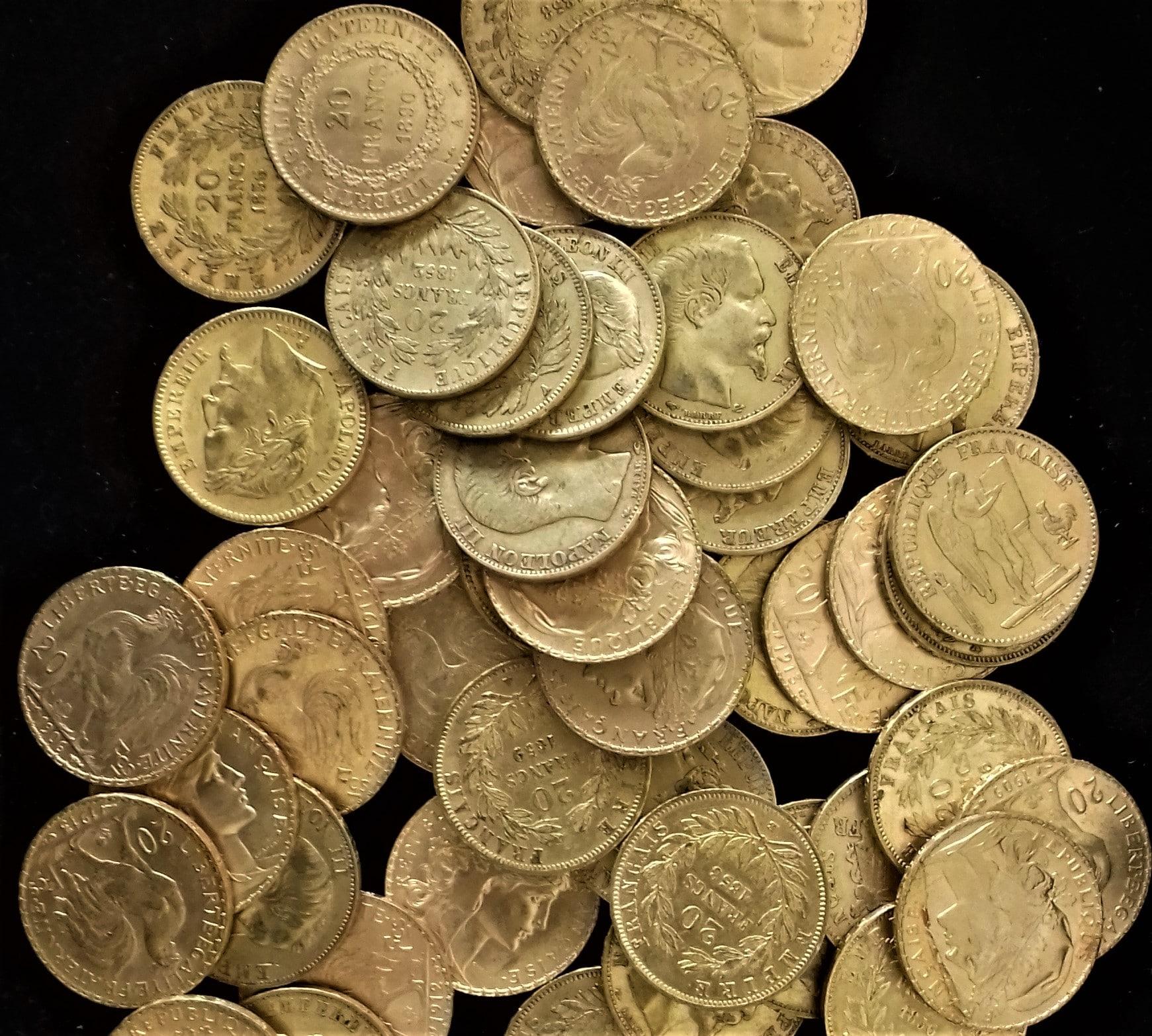 You are currently viewing La suspension de la cotation du Napoléon 20 Francs Or, ce qu'il faut comprendre: