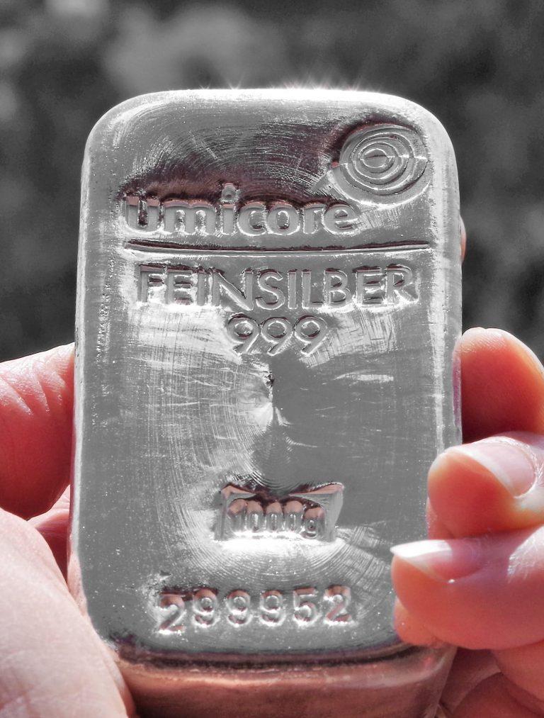 Read more about the article 10 bonnes raisons d'acheter de l'argent métal