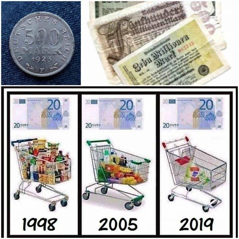 Read more about the article Après le virus, l'inflation?