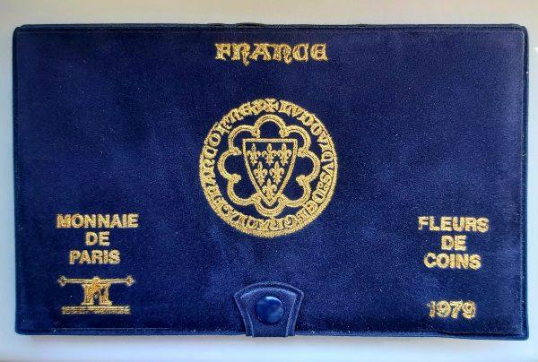 COFFRET fdc 1979