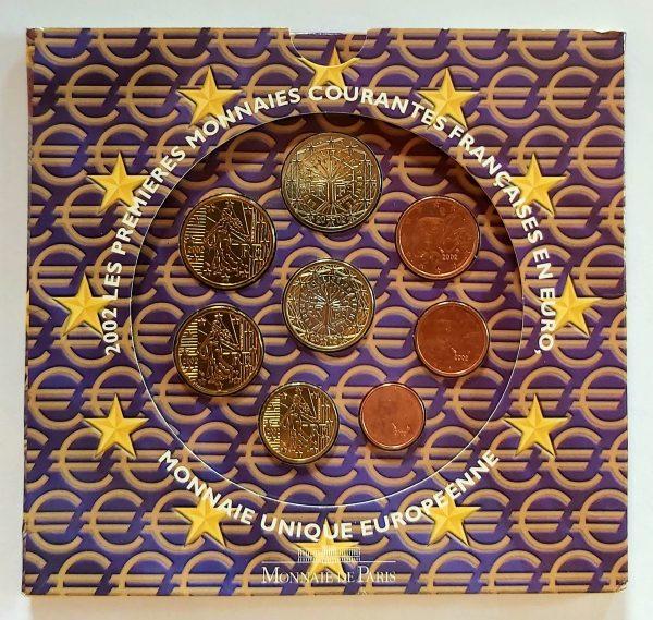 coffret euros