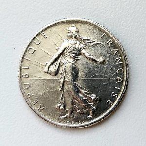 2 Francs Semeuse 1914 c