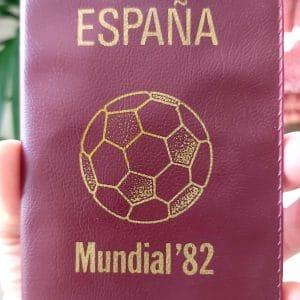 Coupe du monde Football 1982 Espagne