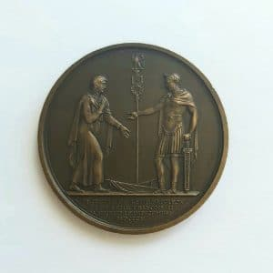Médaille Napoléon 1er Empereur et Roi