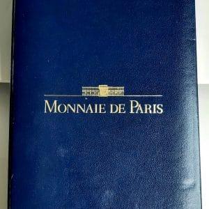 Coffret Monnaie de Paris