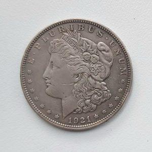 1 DOLLAR MORGAN USA