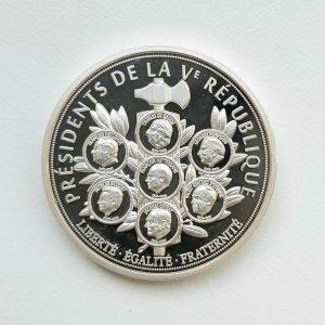 Médaille Présidents de la Vème République